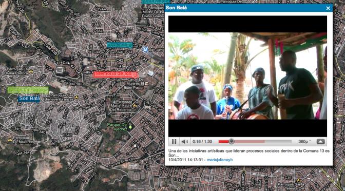 Metropolitan Videocartography Medellín